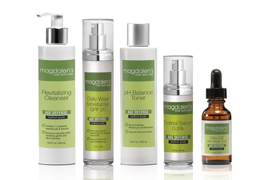 Magdalen's Pure Skin care